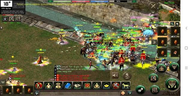 Cộng đồng Jx1 EfunVN Huyền Thoại Võ Lâm thiết lập kỳ tích đáng kinh ngạc trong ngày ra mắt server mới - Ảnh 6.