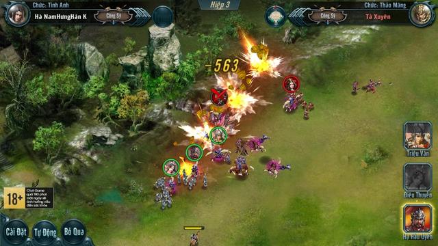 Game thủ háo hức trong ngày đầu trải nghiệm Chiến Tướng Tam Quốc, tựa game đúng chuẩn SLG cực kỳ hardcore - Ảnh 2.