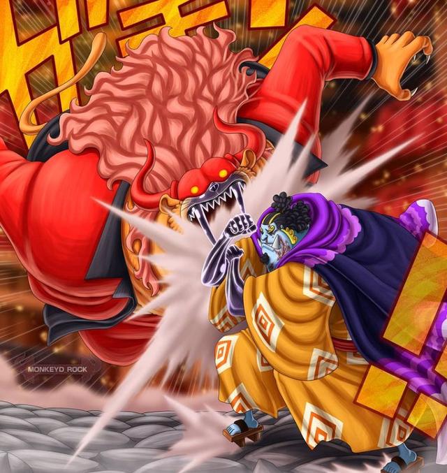 One Piece: Whos-Who vẫn chưa bộc lộ sức mạnh thực sự của mình, cựu Thất Vũ Hải Jinbei đừng vội gáy to - Ảnh 2.