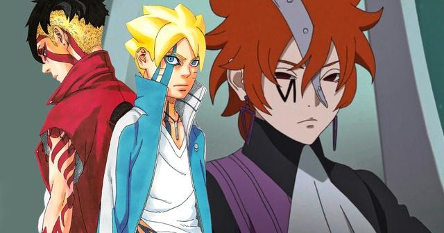 Boruto: Karma trắng - bản chất sức mạnh của Code sở hữu sức mạnh kinh khủng thế nào mà khiến Naruto phải e sợ? - Ảnh 3.