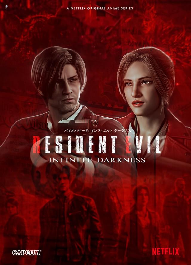 Dù được đầu tư khá công phu tuy nhiên anime Resident Evil: Infinite không mấy thành công sau khi phát sóng - Ảnh 1.