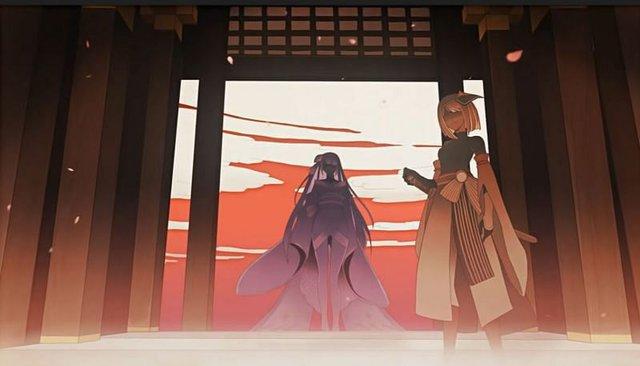 Genshin Impact hé lộ Lôi Thần Raiden Shogun cực ngầu trong trailer phiên bản mới - Ảnh 2.