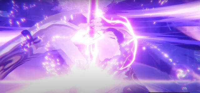 Genshin Impact hé lộ Lôi Thần Raiden Shogun cực ngầu trong trailer phiên bản mới - Ảnh 9.