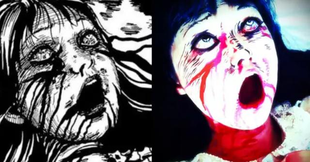 Màn cosplay có tâm nhất quả đất: Thay đổi thành ngàn khuôn mặt kinh dị, dùng photoshop lồng ghép luôn bản thân vào trong truyện tranh - Ảnh 14.