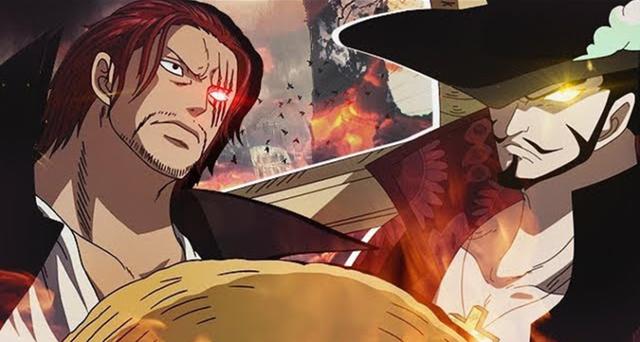 Shanks Tóc Đỏ vs Mắt Diều Hâu Mihawk: Cặp kỳ phùng địch thủ và sự thật đằng sau những trận chiến bất tận trong One Piece - Ảnh 2.