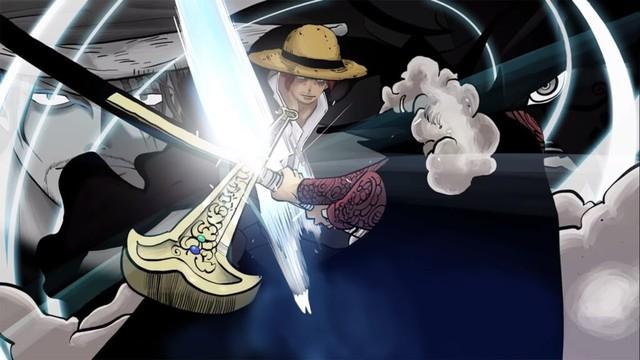 Shanks Tóc Đỏ vs Mắt Diều Hâu Mihawk: Cặp kỳ phùng địch thủ và sự thật đằng sau những trận chiến bất tận trong One Piece - Ảnh 3.
