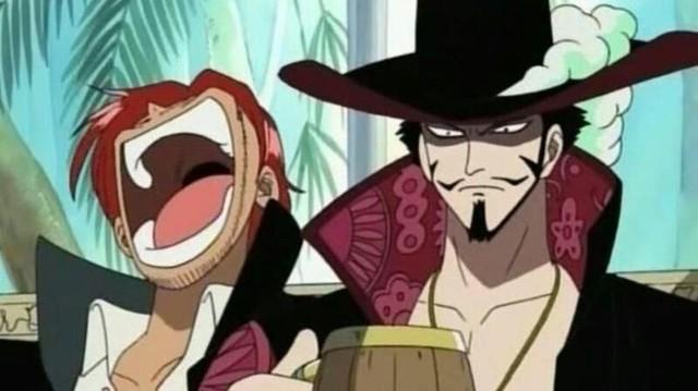 Shanks Tóc Đỏ vs Mắt Diều Hâu Mihawk: Cặp kỳ phùng địch thủ và sự thật đằng sau những trận chiến bất tận trong One Piece - Ảnh 4.