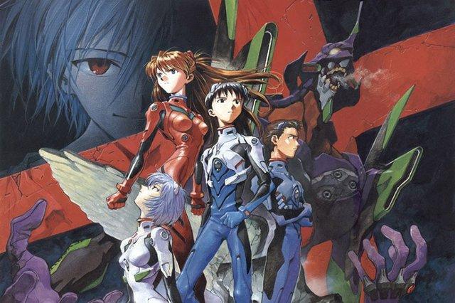 Cày phim ngày dịch, top 5 anime người máy - mecha siêu hấp dẫn sau đây sẽ kiến bạn hài lòng - Ảnh 1.