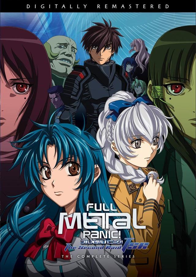 Cày phim ngày dịch, top 5 anime người máy - mecha siêu hấp dẫn sau đây sẽ kiến bạn hài lòng - Ảnh 5.