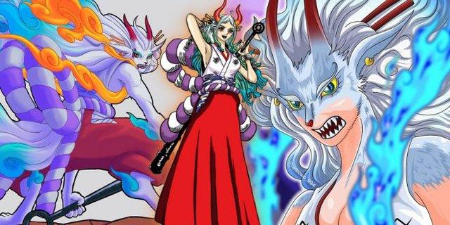 Sức mạnh trái ác quỷ của Yamato được thể hiện, nhiều fan set kèo con gái Kaido đấu với Katakuri - Ảnh 2.