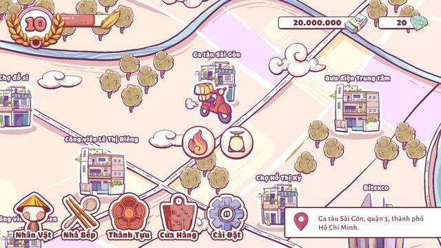 Xuất hiện dự án game Mobile thuần Việt 100% cực thú vị, bất ngờ là đồ án tốt nghiệp của một sinh viên - Ảnh 3.