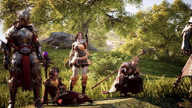 Xuất hiện tựa game MMORPG Bless Unleashed có đồ họa cực khủng, đã thế lại còn miễn phí 100% - Ảnh 2.
