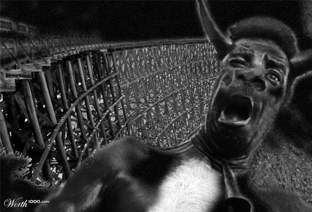 Truyền thuyết đô thị về Pope Lick, con quái vật đáng sợ khiến loài người ám ảnh - Ảnh 3.