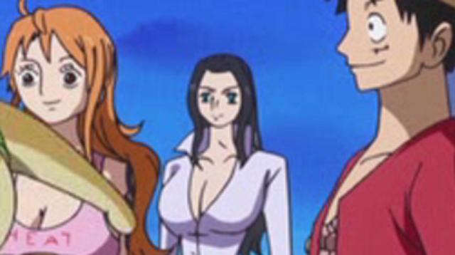 11 khoảnh khắc hài hước khi anime One Piece bất ngờ bị tạm dừng, mặt các nhân vật đơ như tượng sáp - Ảnh 11.