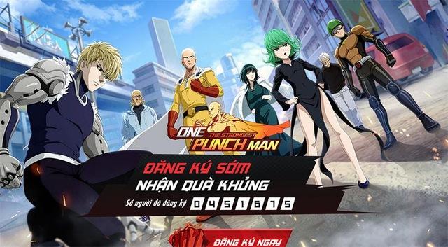 Tựa game bản quyền đầu tiên về One Punch Man xác định ngày phát hành, đặc biệt ưu ái game thủ Việt - Ảnh 3.