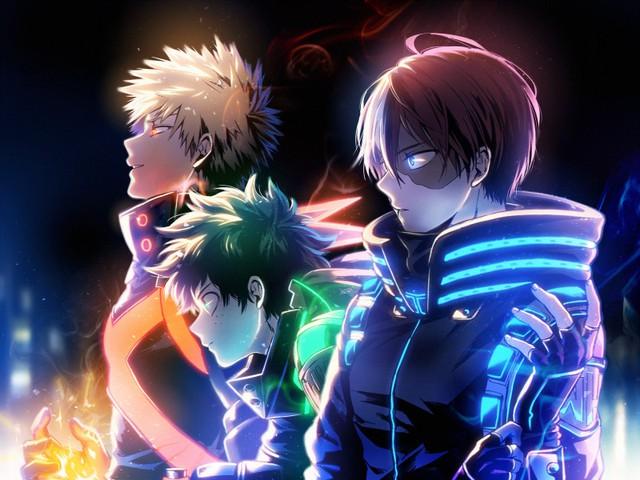 My Hero Academia: World Heroes Mission nhận cơn mưa lời khen tới từ khán giả Nhật, đánh nhau thì ít mà tấu hài thì nhiều - Ảnh 1.
