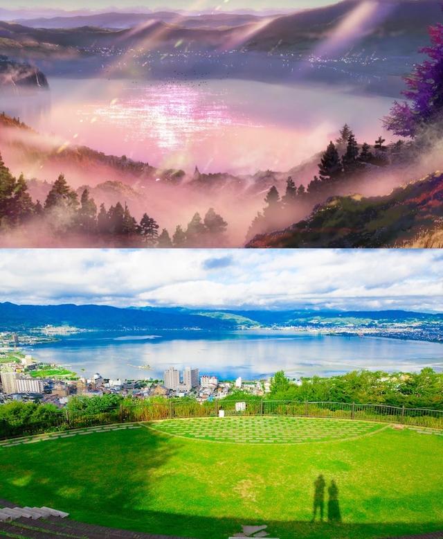 Các địa điểm nổi tiếng Nhật Bản xuất hiện trong Your Name: thực tế đã đẹp lên anime càng huyền ảo hơn! - Ảnh 15.