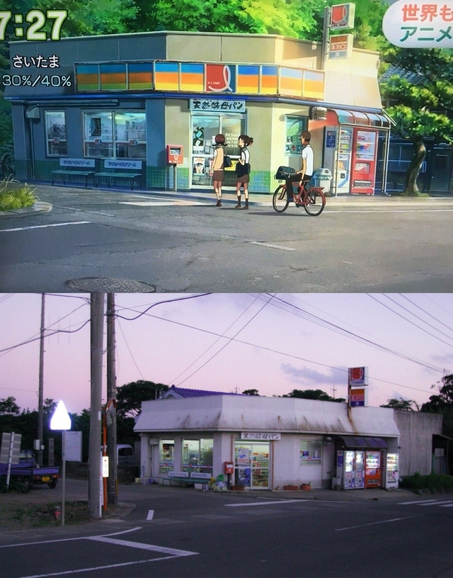 Các địa điểm nổi tiếng Nhật Bản xuất hiện trong Your Name: thực tế đã đẹp lên anime càng huyền ảo hơn! - Ảnh 17.
