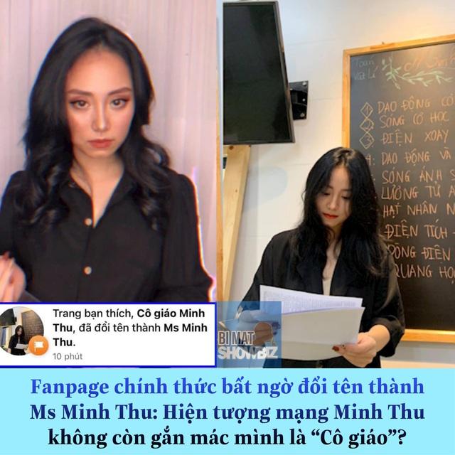 """Dính hàng loạt phốt và scandal, bị CĐM lên án gay gắt, cô giáo Minh Thu có hành động """"outplay"""" tất cả - Ảnh 3."""