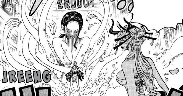 One Piece: Đây là 4 lý do khẳng định Nico Robin với Black Maria là trận đấu thú vị nhất của Tobi Roppo - Ảnh 3.