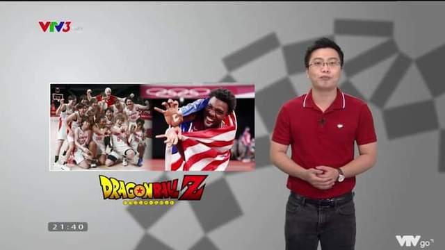 Khán giả phấn khích khi hình ảnh các vận động viên cosplay nhân vật anime xuất hiện trên VTV - Ảnh 4.