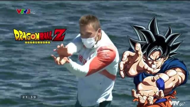 Khán giả phấn khích khi hình ảnh các vận động viên cosplay nhân vật anime xuất hiện trên VTV - Ảnh 6.