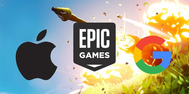 Google once wanted to buy Epic Games to create a new empire - Photo 1.