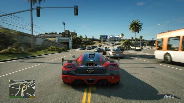 GTA 5 và GTA Online sắp có bản làm lại độc quyền consle, PC không được chơi - Ảnh 1.