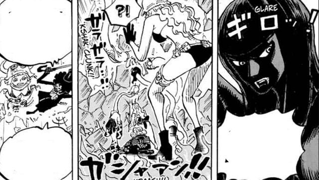 One Piece: Đứa con của quỷ đã thực sự sử dụng hình dạng quỷ để hạ gục Tobi Roppo khiến fan thích thú - Ảnh 4.