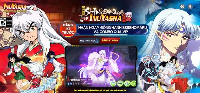 Khuyển Dạ Xoa Truyền Kỳ - IP InuYasha ấn định ngày ra mắt 19/08, đã có thể tải game ngay hôm nay! - Ảnh 3.
