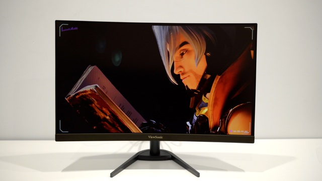 ViewSonic VX2468-PC-MHD: Super smooth 165Hz gaming monitor, affordable price - Photo 6.