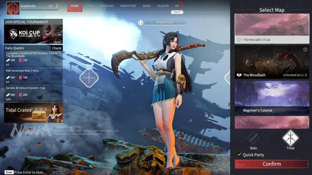 Naraka: Bladepoint phát hành chính thức, game thủ có thể chơi ngay bây giờ - Ảnh 3.