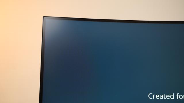 On hand gaming monitor VX3268-2KPC-MHD: Curved, big, super gaming - Photo 4.