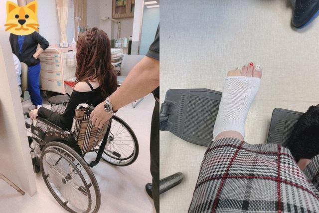Hết lòng vì nghề, hot girl phim 18+ gãy xương vẫn không kêu đau, quay xong mới chịu tới bệnh viện gặp bác sĩ - Ảnh 4.