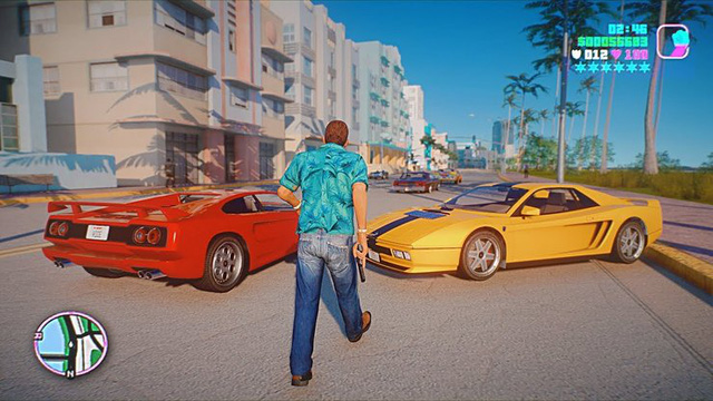 No longer a rumor, Rockstar confirmed GTA 3, San Andreas and Vice City will be remade and released this year - Photo 1.