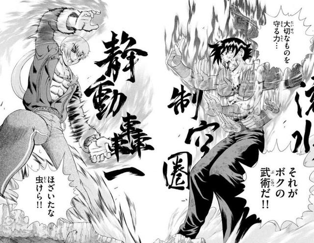 Nếu mê thể loại hành động thì đây là 10 manga chiến đấu hấp dẫn nhất định nên xem - Ảnh 2.