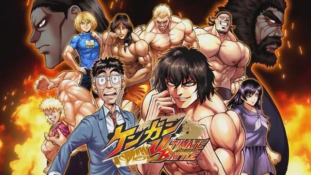 Nếu mê thể loại hành động thì đây là 10 manga chiến đấu hấp dẫn nhất định nên xem - Ảnh 3.
