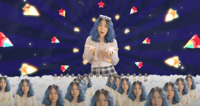 Chính thức! Lê Bống làm ca sĩ, cùng với 2 rapper đình đám của làng game để lập girl band Bộ Tứ Công Chúa - Ảnh 3.