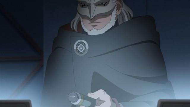 Boruto tập 211: Kakashi giao đấu với bản sao của Jiraiya - kẻ xâm nhập làng Lá bất hợp pháp - Ảnh 1.
