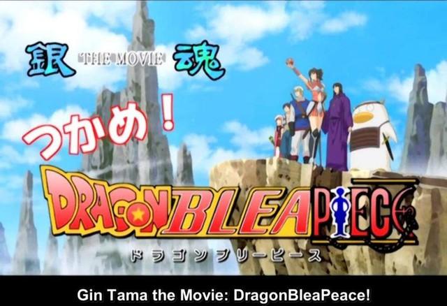 Dragon Ball, One Piece, Doraemon và những anime đình đám đã bị Gintama copy paste với mục đích tấu hài - Ảnh 3.