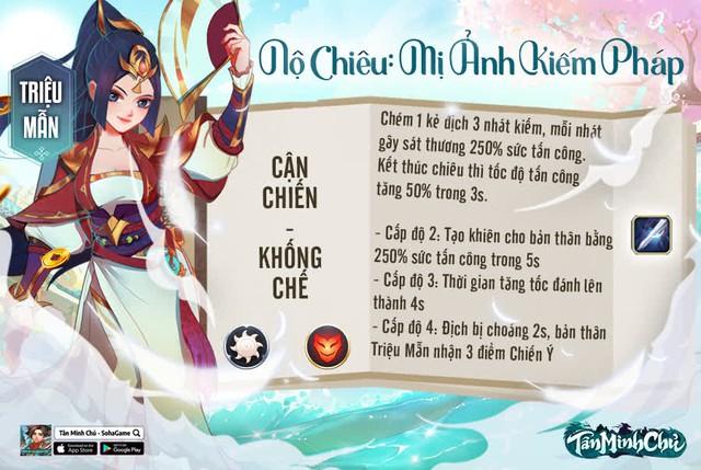 Triệu Mẫn, Lâm Triều Anh và Đạt Ma Sư Tổ sắp được tung ra trong Tân Minh Chủ: Tiểu Quận Chúa là chính tay game thủ Việt tạo nên - Ảnh 3.