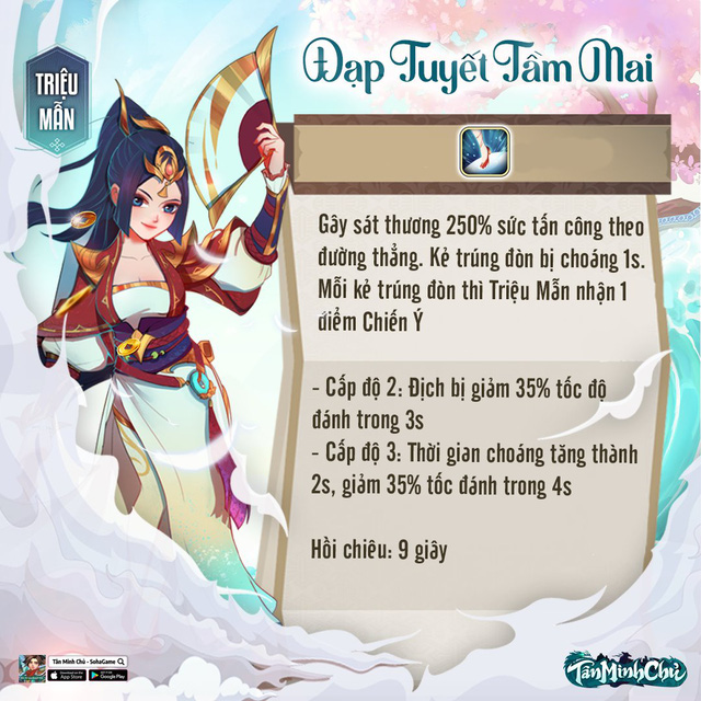 Triệu Mẫn, Lâm Triều Anh và Đạt Ma Sư Tổ sắp được tung ra trong Tân Minh Chủ: Tiểu Quận Chúa là chính tay game thủ Việt tạo nên - Ảnh 4.