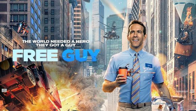 Review Free Guy: Best video game-themed movie ever?  - Photo 1.