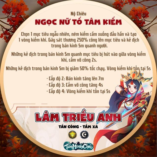 Triệu Mẫn, Lâm Triều Anh và Đạt Ma Sư Tổ sắp được tung ra trong Tân Minh Chủ: Tiểu Quận Chúa là chính tay game thủ Việt tạo nên - Ảnh 9.