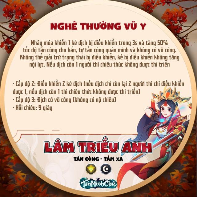 Triệu Mẫn, Lâm Triều Anh và Đạt Ma Sư Tổ sắp được tung ra trong Tân Minh Chủ: Tiểu Quận Chúa là chính tay game thủ Việt tạo nên - Ảnh 10.