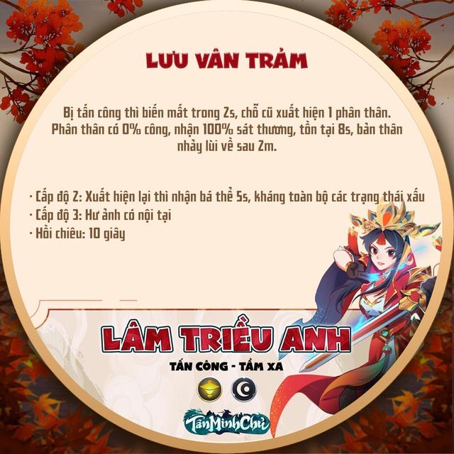 Triệu Mẫn, Lâm Triều Anh và Đạt Ma Sư Tổ sắp được tung ra trong Tân Minh Chủ: Tiểu Quận Chúa là chính tay game thủ Việt tạo nên - Ảnh 11.