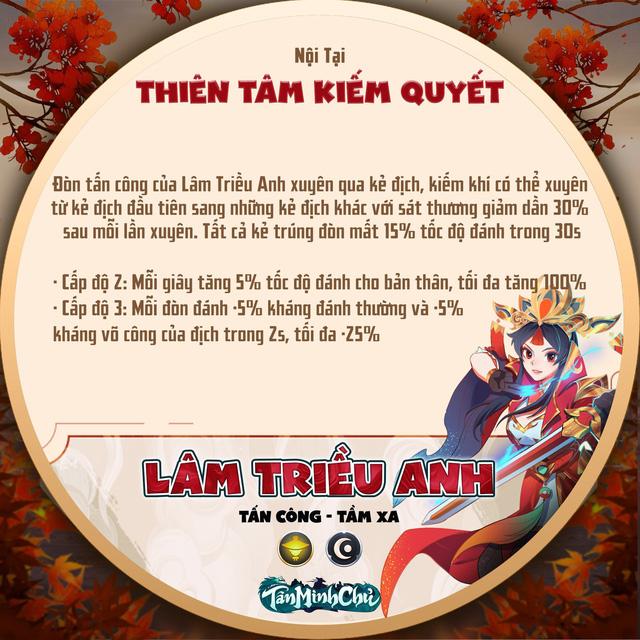 Triệu Mẫn, Lâm Triều Anh và Đạt Ma Sư Tổ sắp được tung ra trong Tân Minh Chủ: Tiểu Quận Chúa là chính tay game thủ Việt tạo nên - Ảnh 12.