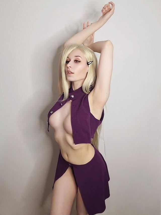 Nàng nhẫn giả xinh đẹp 18+ trong Naruto Photo-1-1629101573690999776633