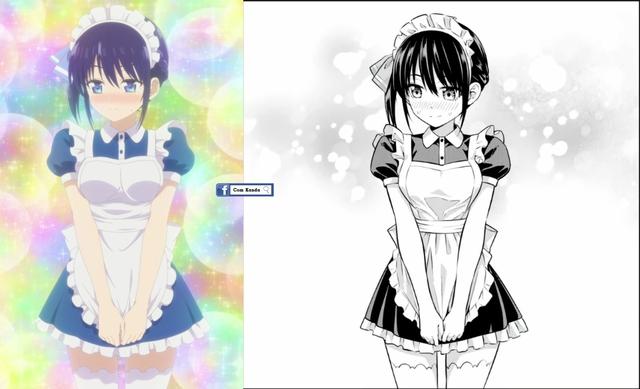 So sánh những hình ảnh trong trang truyện khi đưa lên anime ản gốc đã đỉnh lên hoạt hình lại càng tuyệt hơn Photo-1-16291028703011912979480