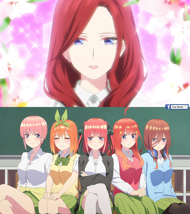 So sánh nhan sắc của các cặp mẹ và con gái trong anime Photo-1-16291043264771315134771